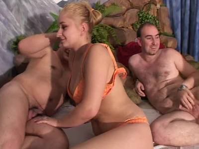 SWINGER BUMSORGIE - Hardcore Porno Party