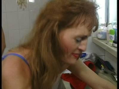 Porno mit Oma lässt sich beim ficken filmen