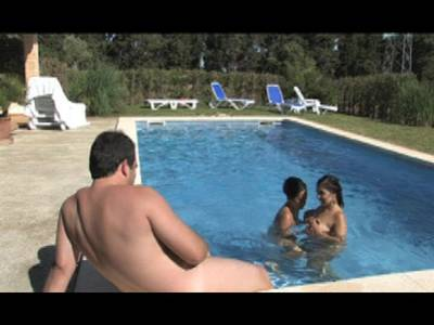 Notgeile Latina Girls genießen den Fick in der Sonne